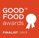 Good Food Awards Finalist Seal 2013