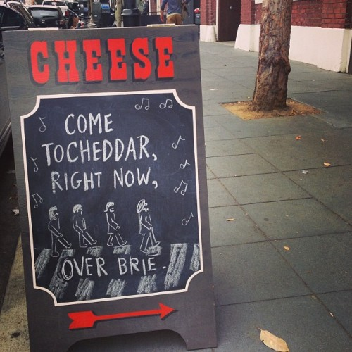 Come to Cheddar