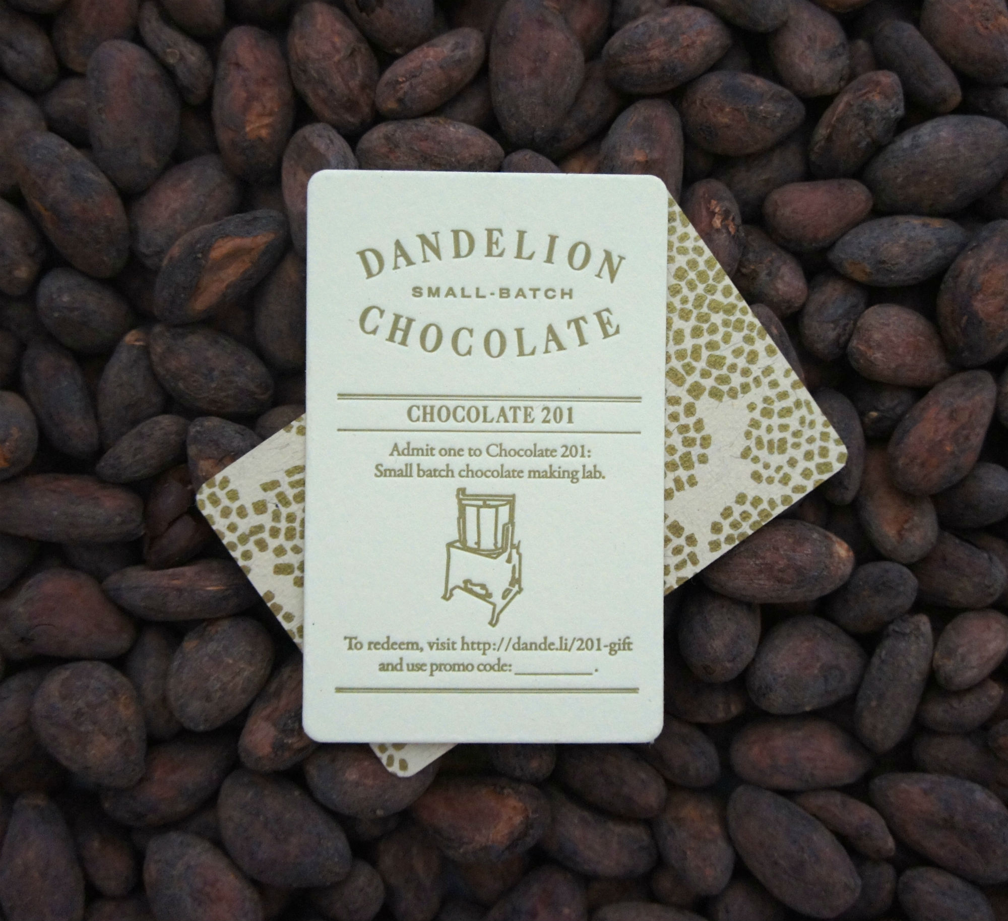 Products | Dandelion Chocolate